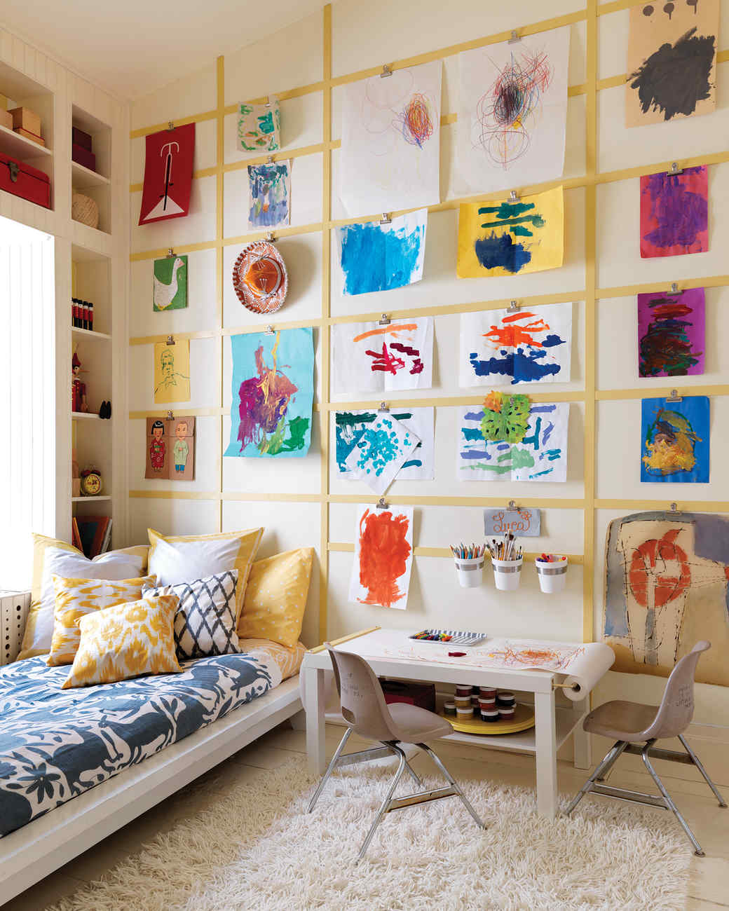 Art Space. Decorating Kids  Spaces   Martha Stewart