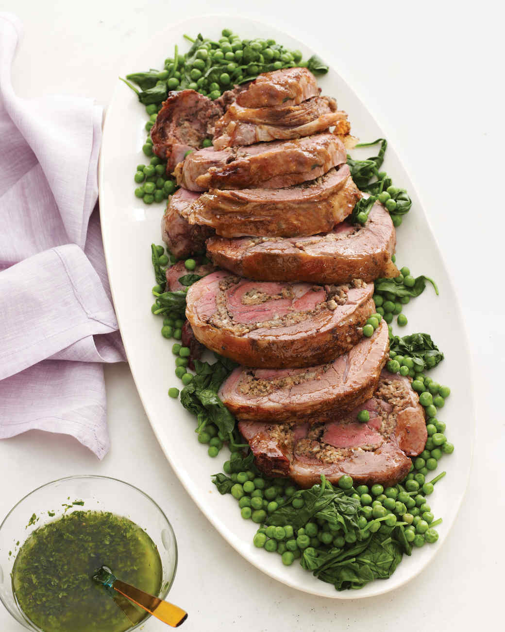 Main Courses Side Dishes: Easter Dinner Main Course Ideas