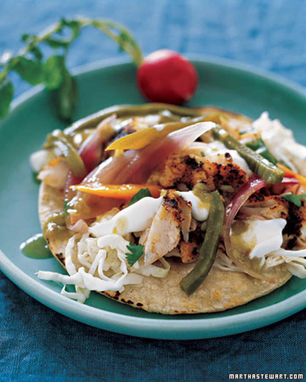 Mexican Dinner Party Menu Ideas Part - 22: Martha Stewart