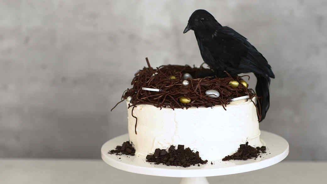 Raven's-Nest Cake Video ST
