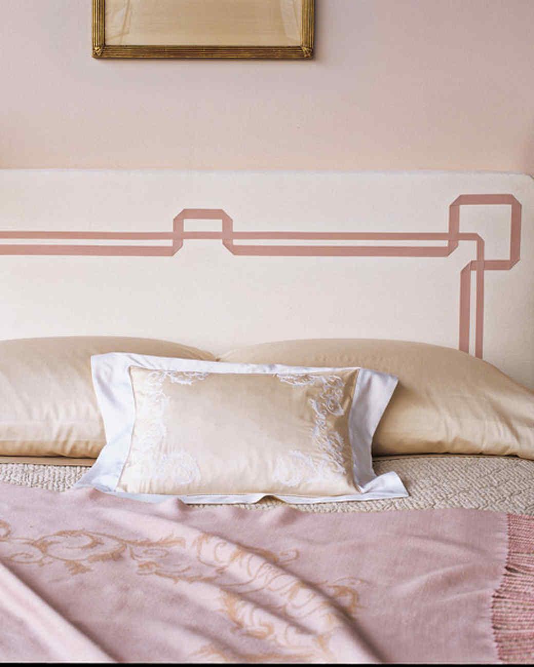 pink rooms | martha stewart