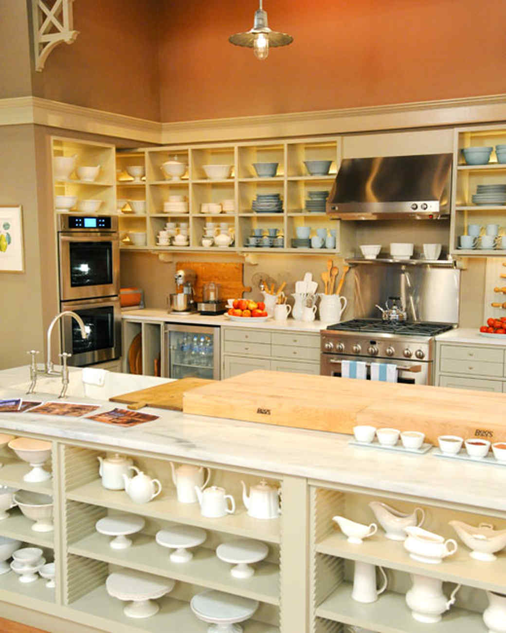 Martha Stewart Kitchen Island