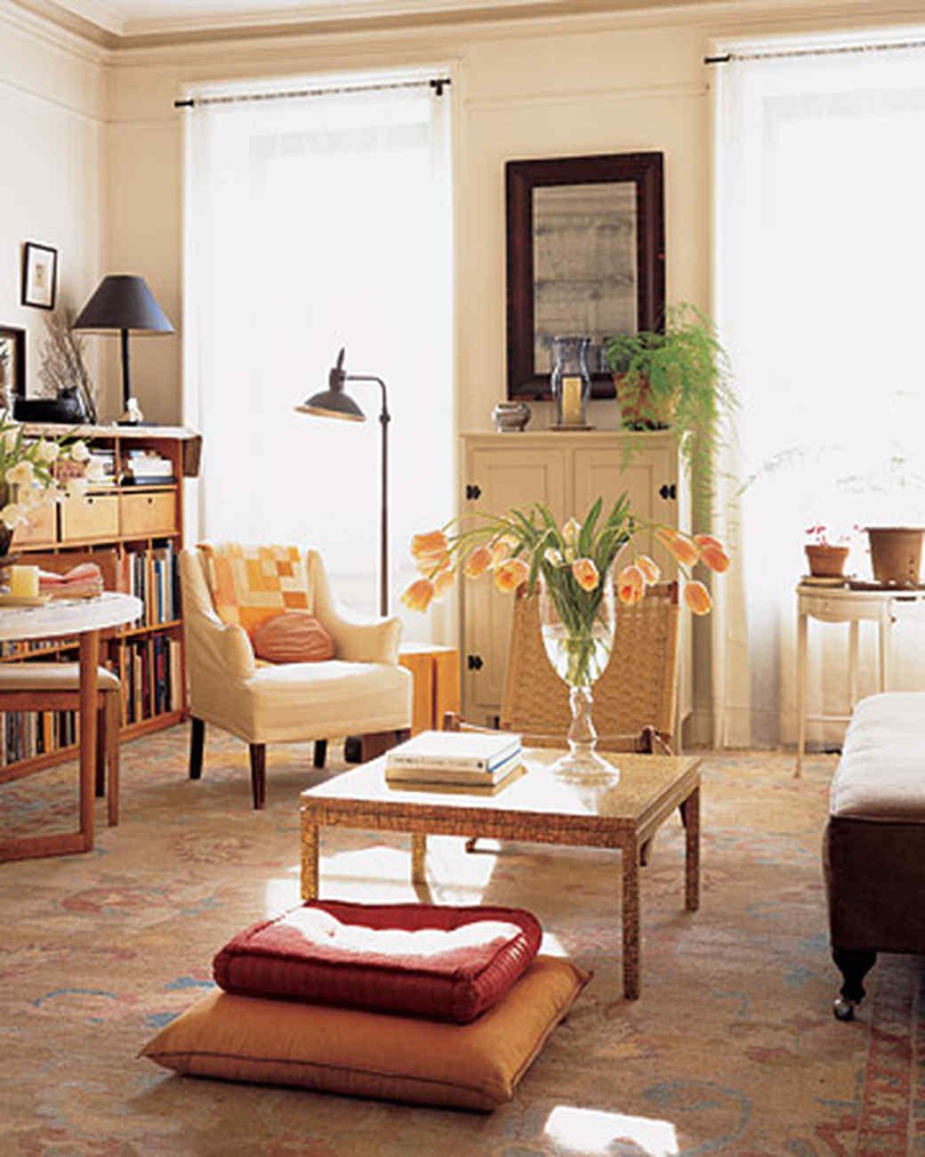 Gentil The Living Room