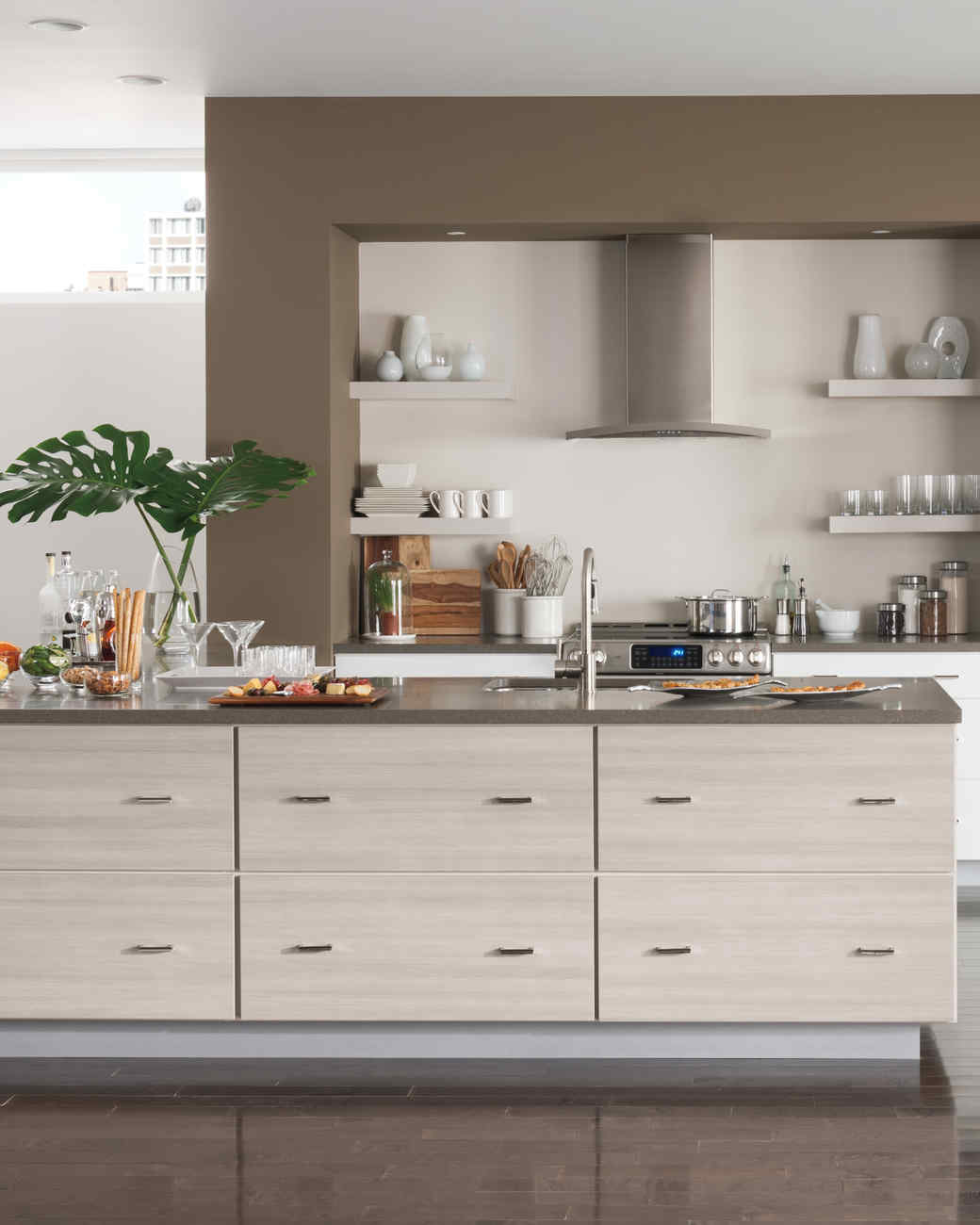 Martha Stewart Kitchen Cabinet Colors: Kitchen Remodel Tips To Live By: The Art Of Functional