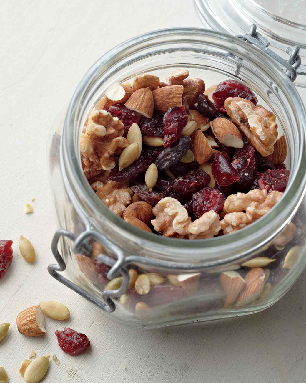 Cranberry-Pumpkin Seed Trail Mix