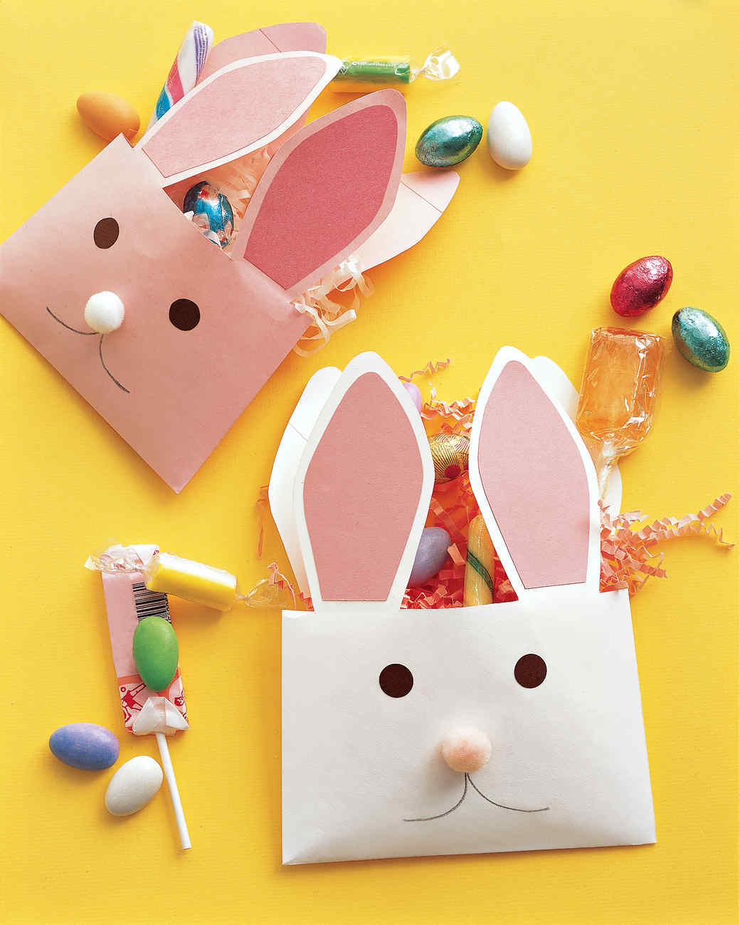 Envelope Bunnies | Fun Easter Crafts For Kids To Do On The Homestead
