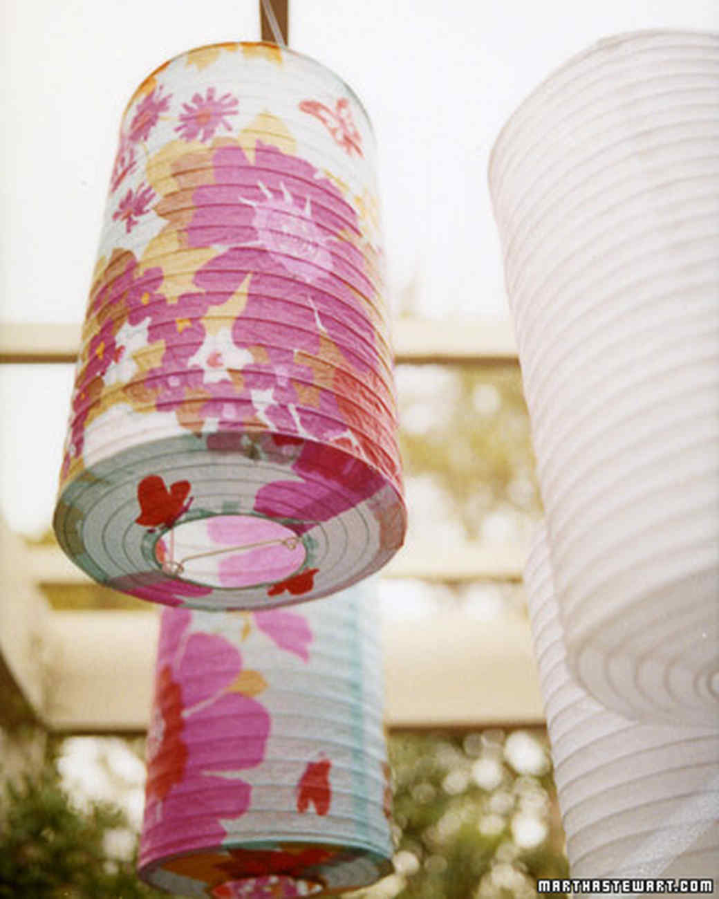 Paper Lantern Decoration Ideas. Diy Lantern Wedding Collection ...