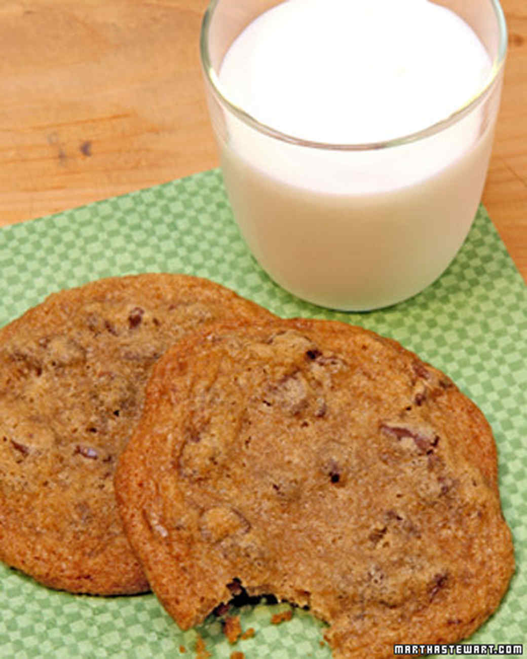 Chocolate Chip Cookies Recipe & Video