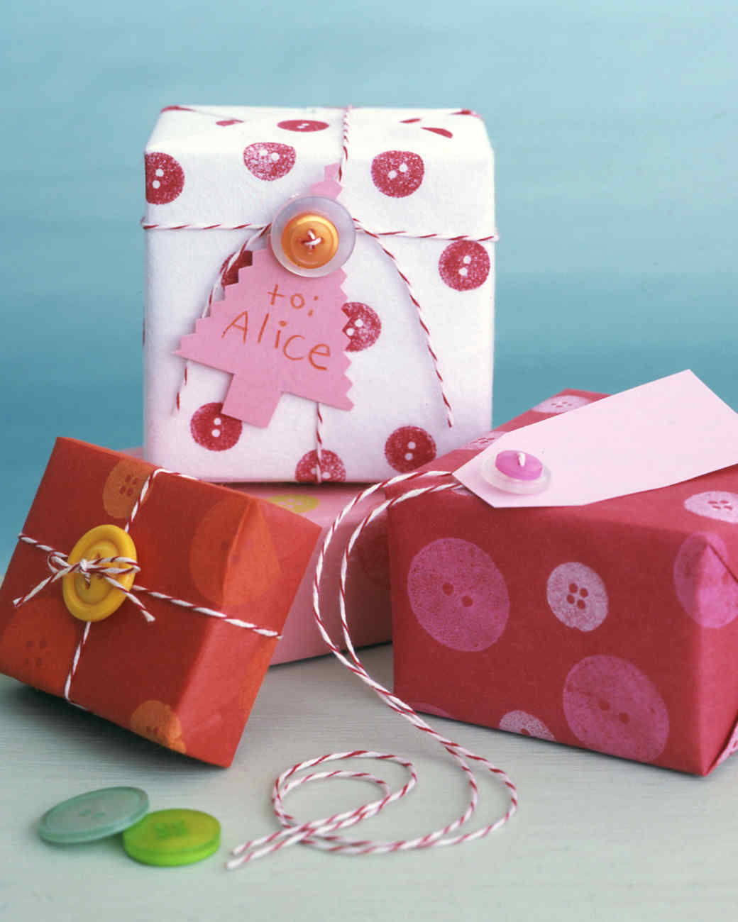 Gift-Wrapping Ideas for Kids | Martha Stewart