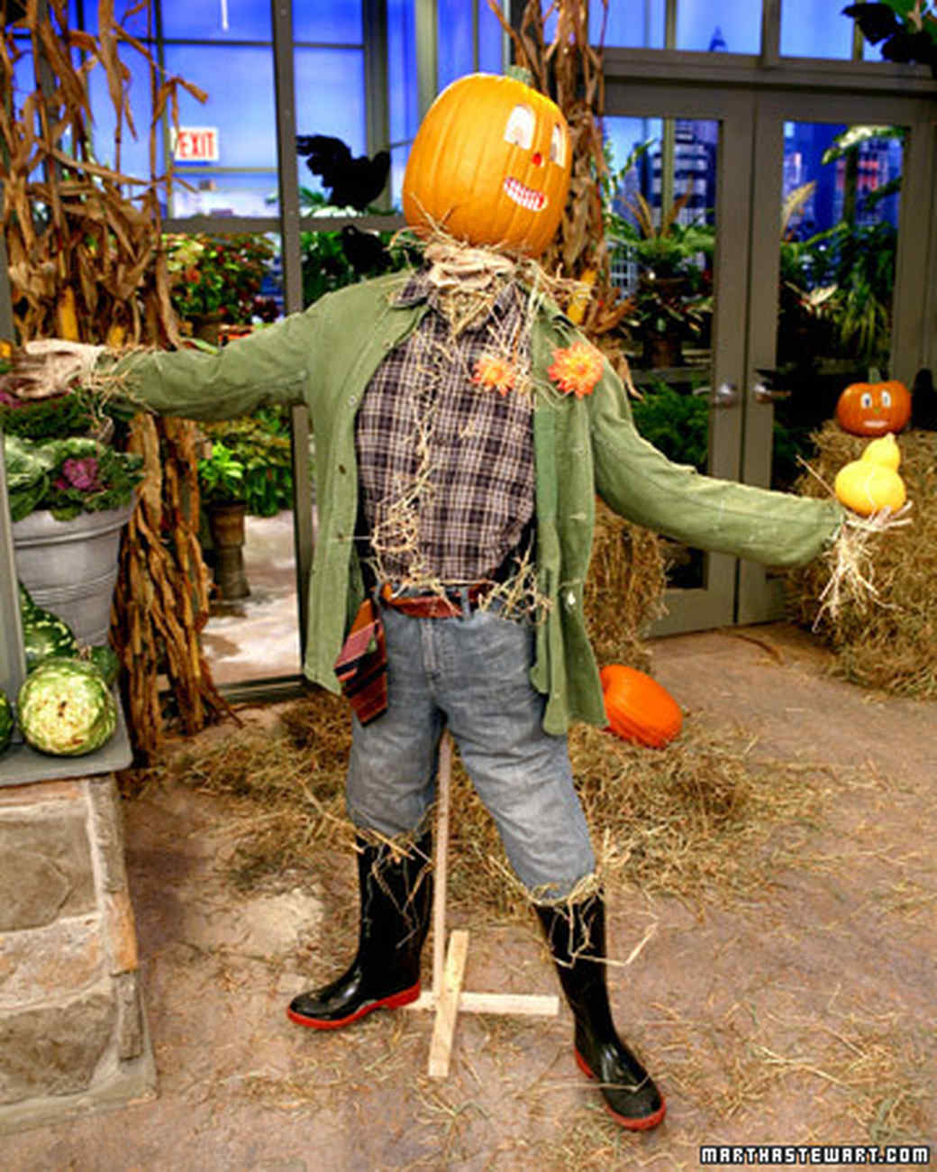 Funkin Scarecrows