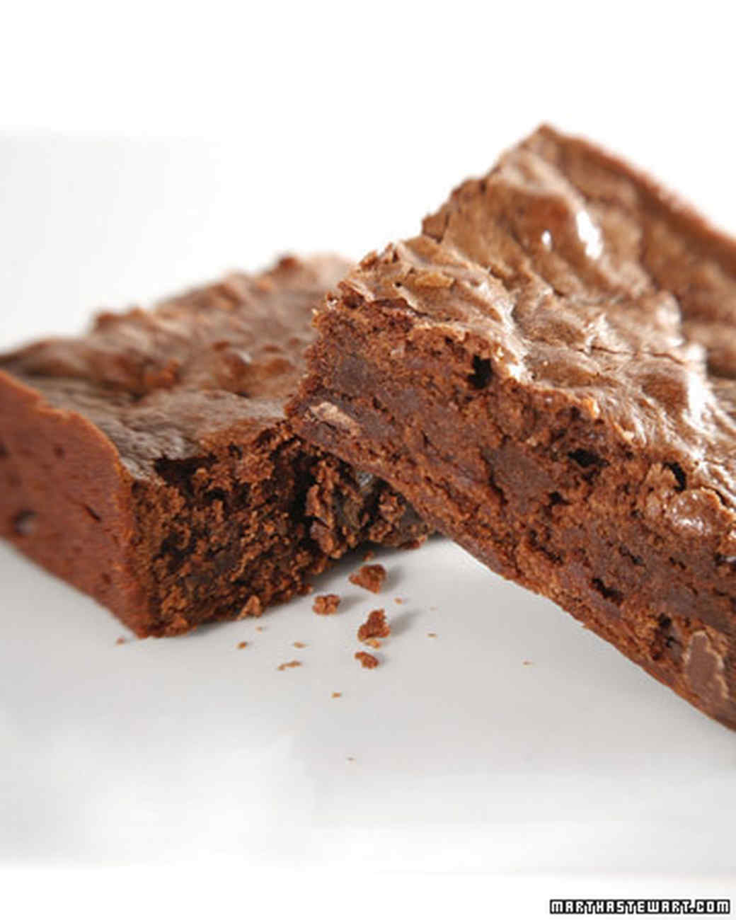 Deep, Dark Brownies
