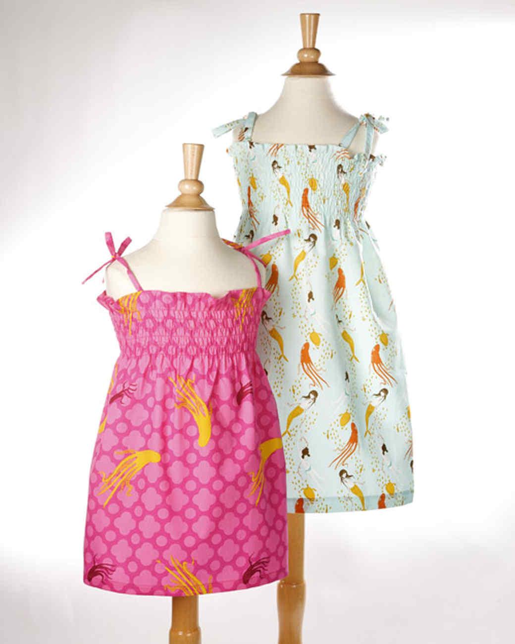 Toddler Smock Dresses On Sale 5