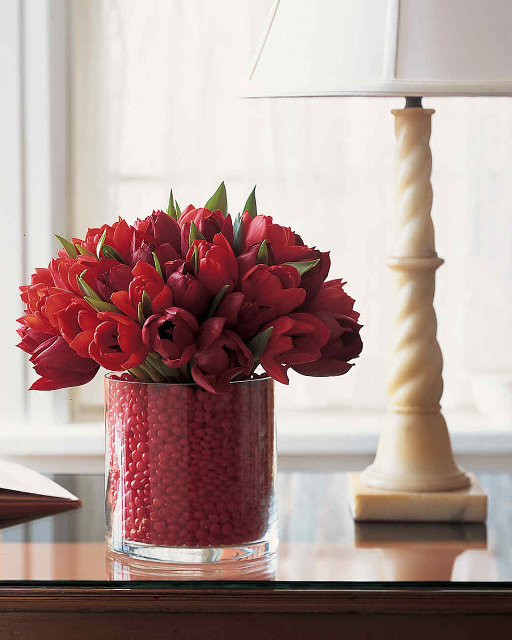 Candy and tulip bouquet martha stewart candy and tulip bouquet izmirmasajfo Choice Image