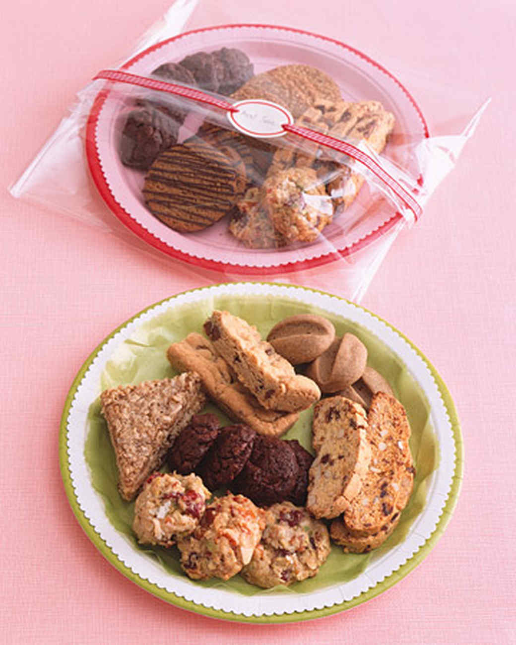 8 steps to hosting a cookie swap martha stewart - Christmas Cookie Exchange Party