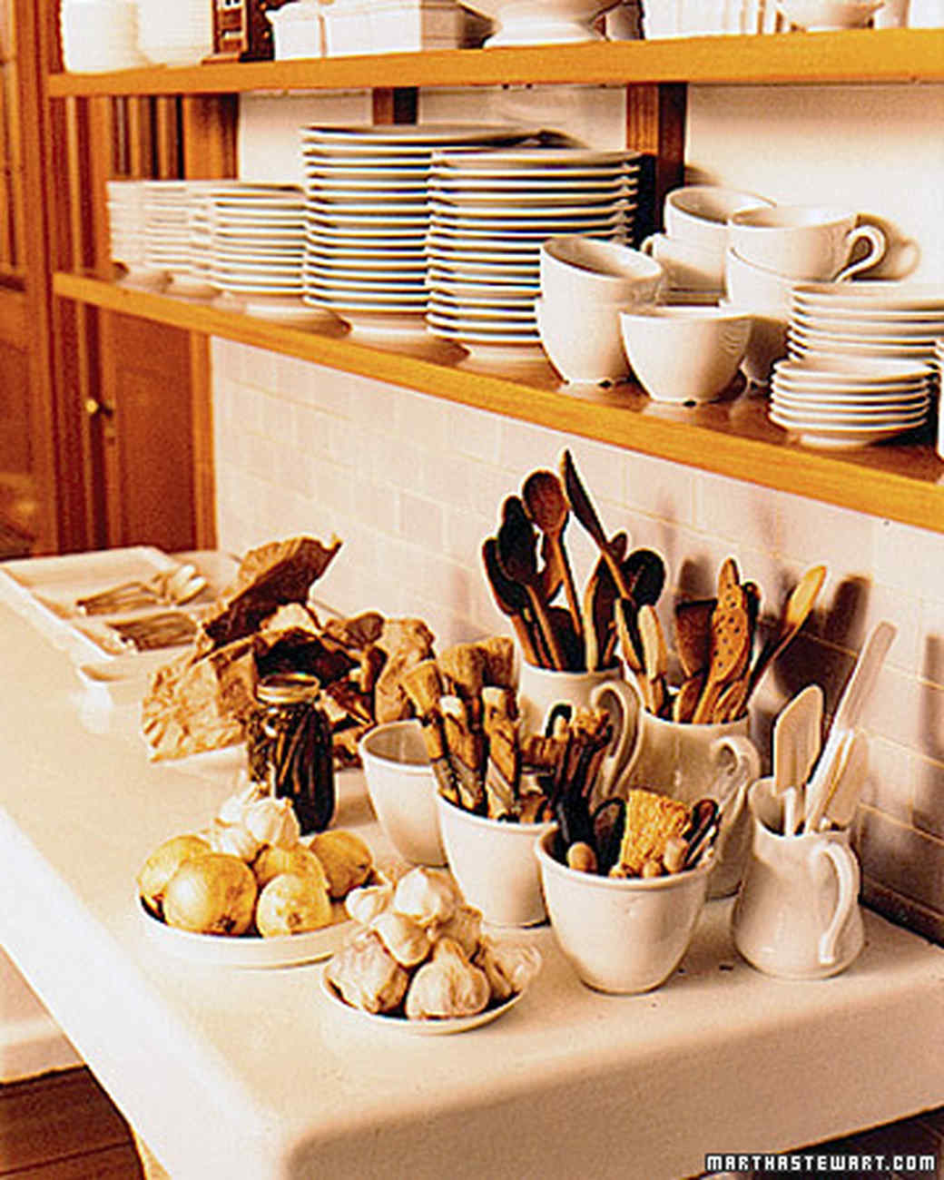Martha S Skylands Kitchen Martha Stewart