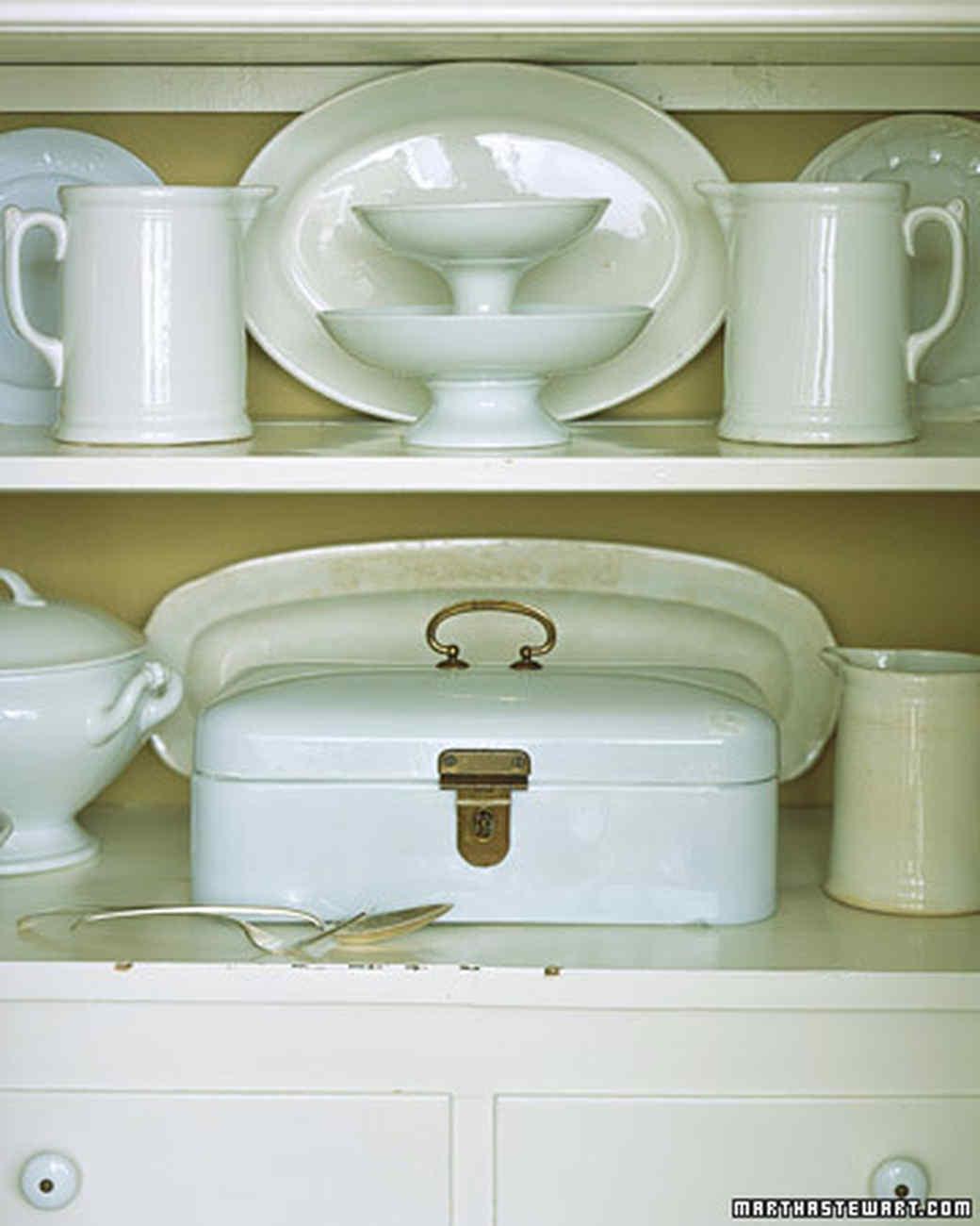 Bread-Box Silver Chest & Bread-Box Silver Chest | Martha Stewart