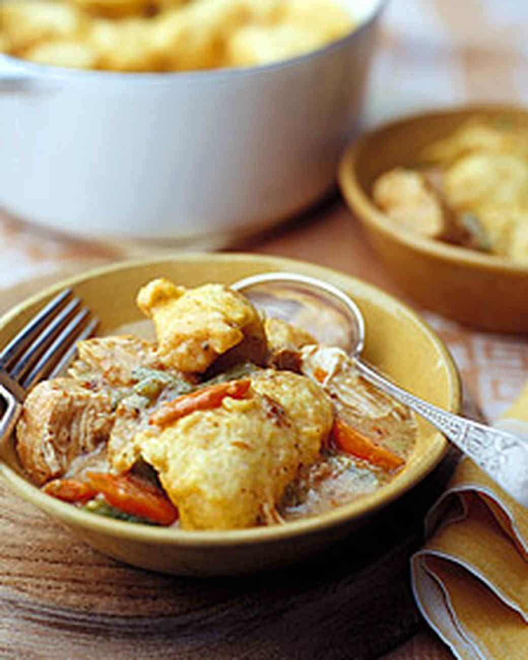 Comfort Indeed Our Favorite Dumpling Recipes Martha Stewart
