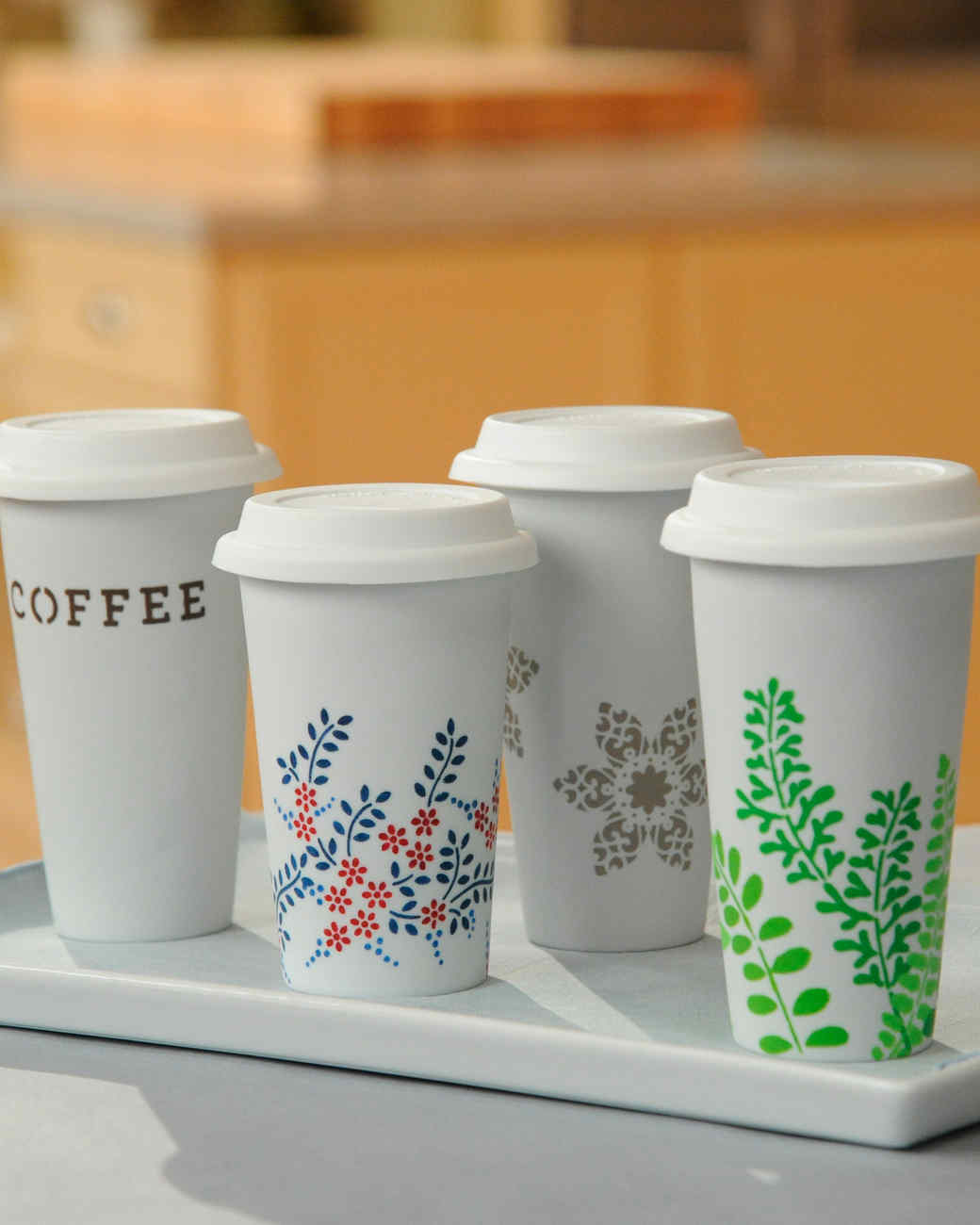 personalized coffee mugs video martha stewart - Coffee Mug Design Ideas