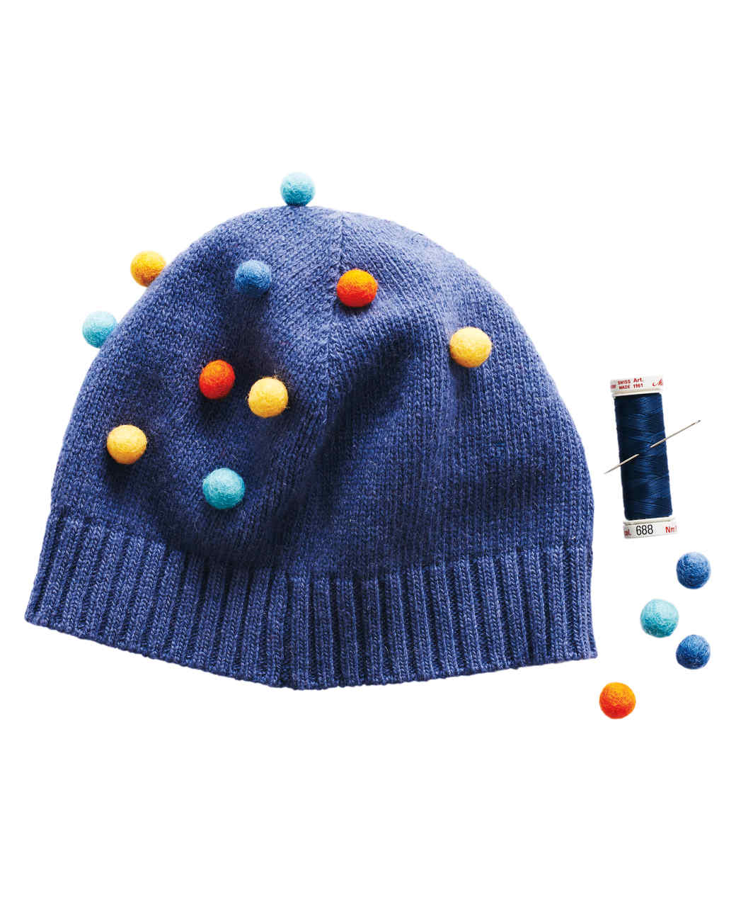 14f55a56c27 Fun Ways to Embellish and Personalize Your Winter Hat