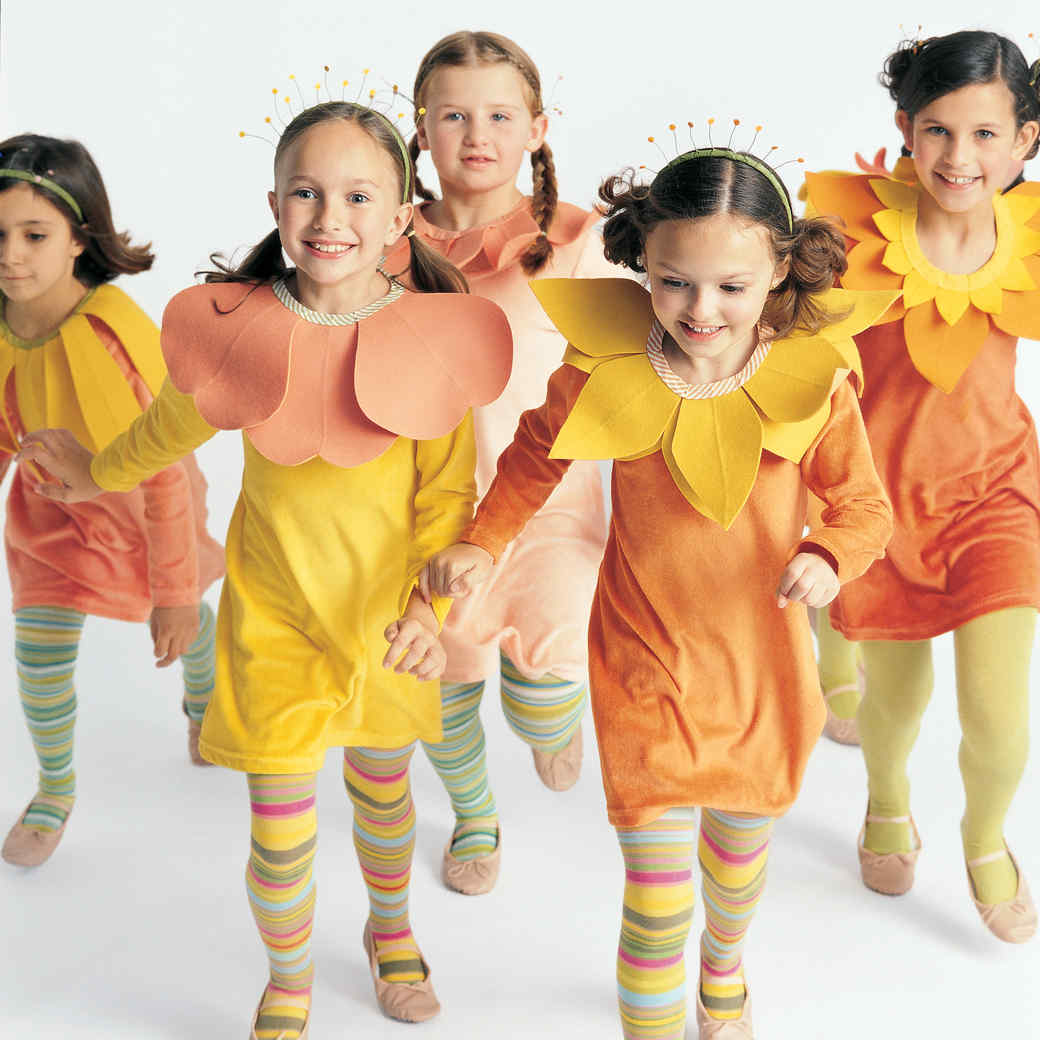 Simple and Sweet Halloween Costumes For Kids