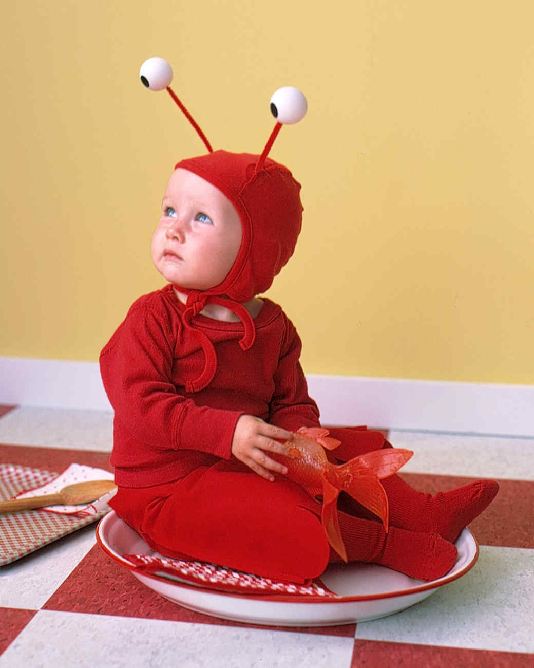 Lobster Costume  sc 1 st  Martha Stewart & Lobster Costume | Martha Stewart