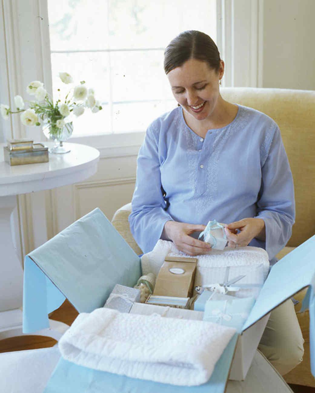 Baby Shower By Mail Martha Stewart