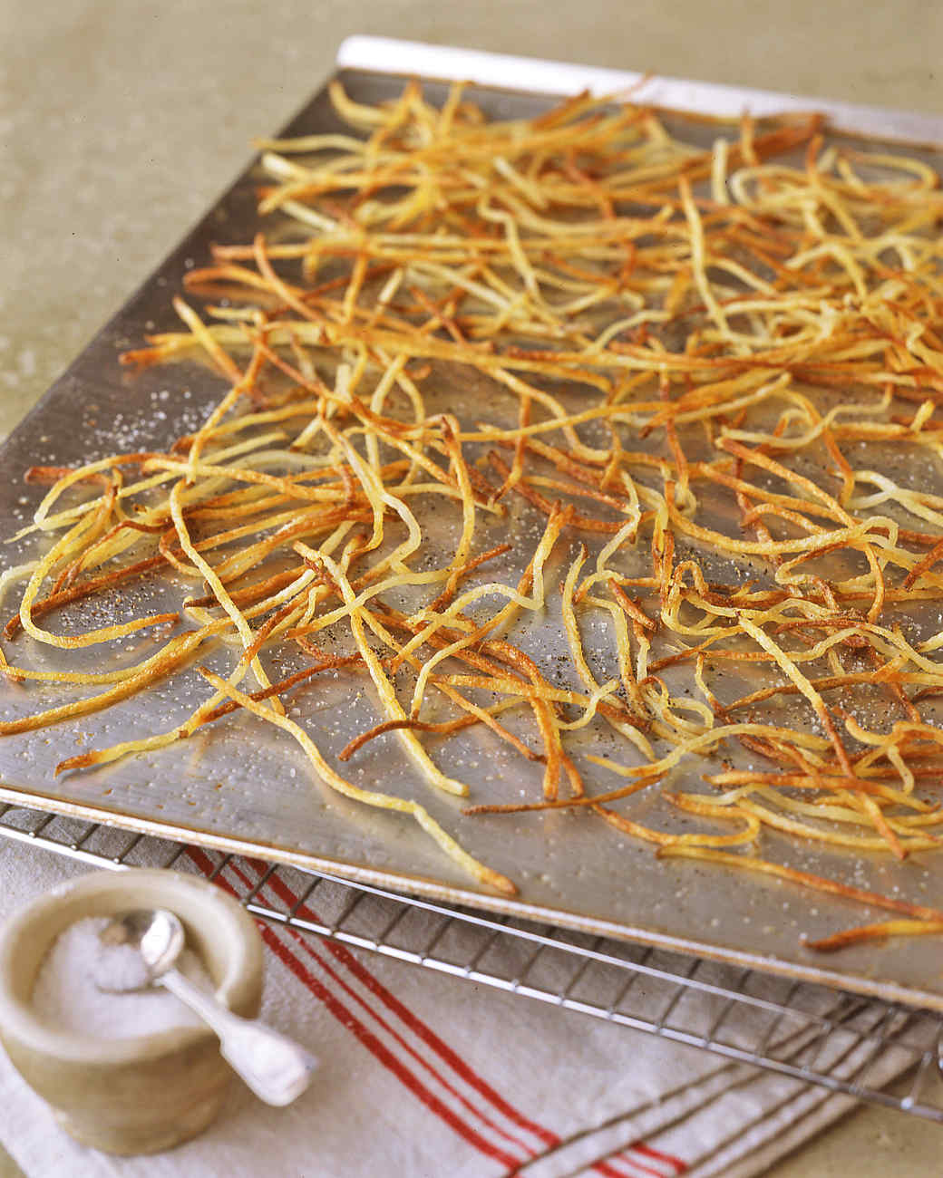 Matchstick Fries