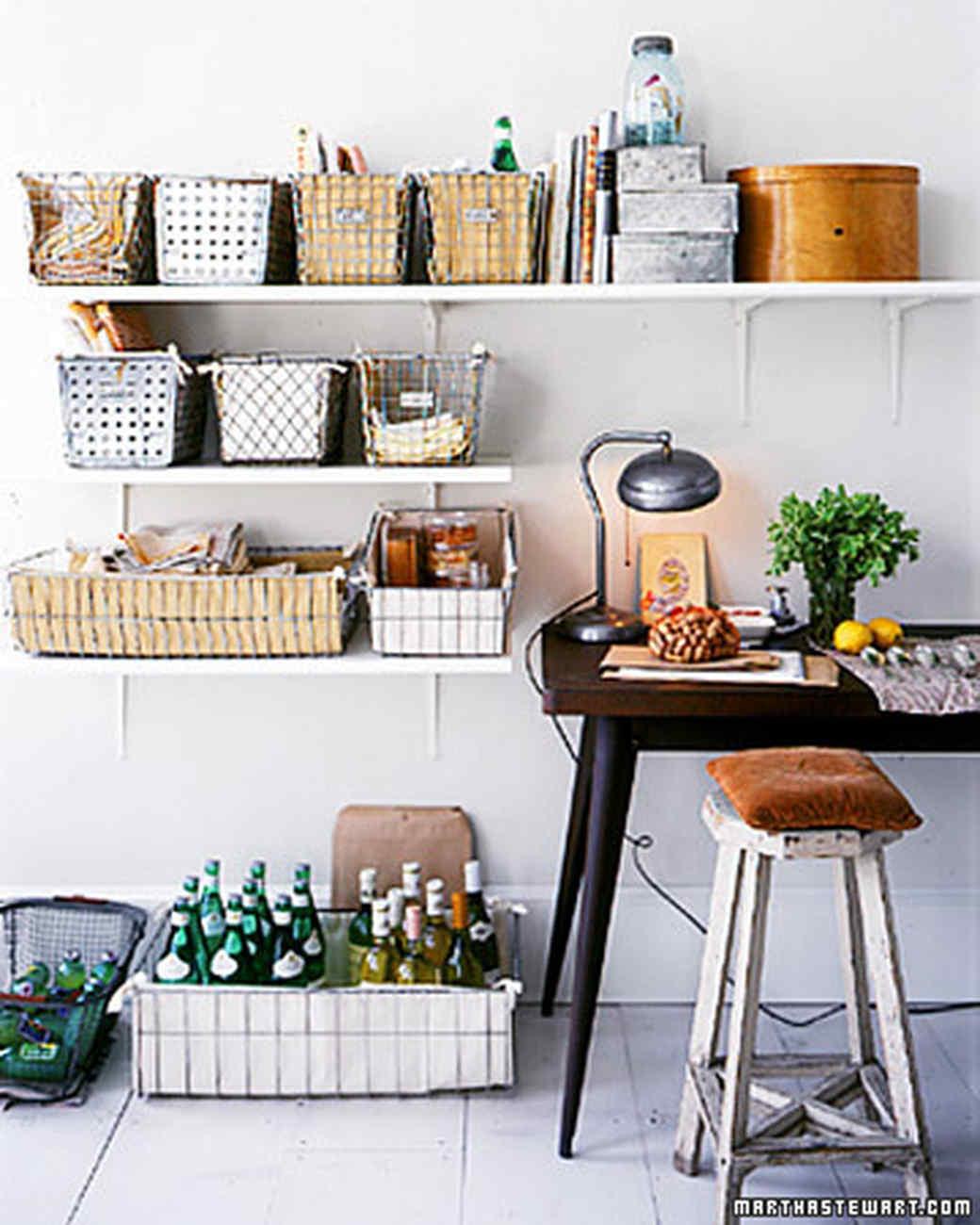 Kitchen Organizing Tips | Martha Stewart