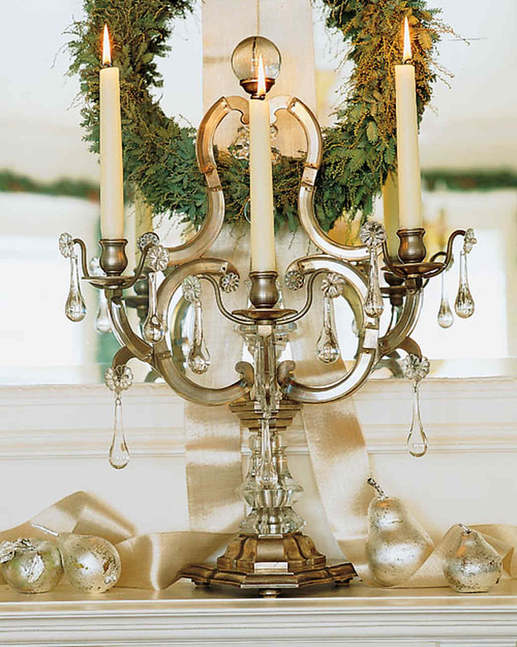 Holiday Decorations Ideas Part - 50: Martha Stewart