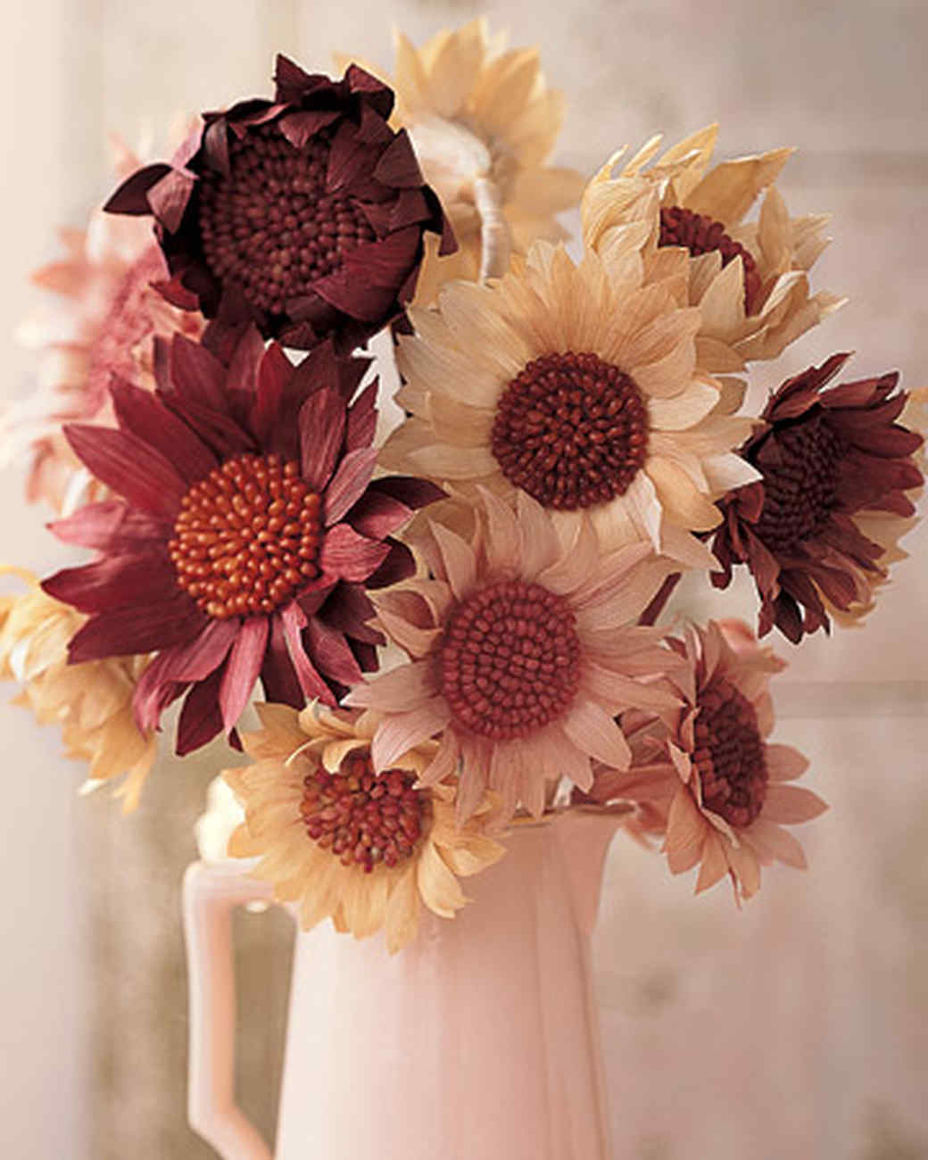 How to Make Cornhusk Flowers | Martha Stewart