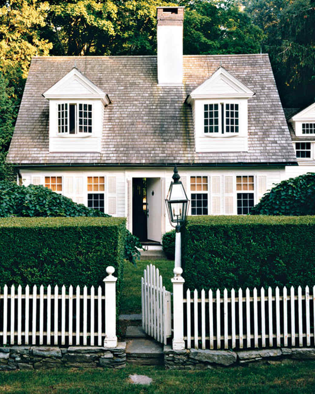 Front of the House Home Tour Country