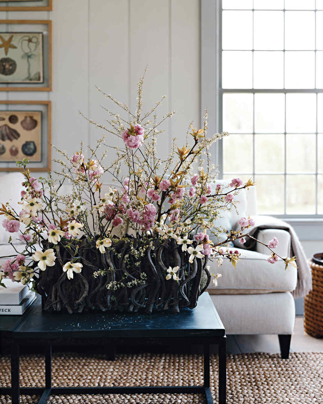Spring Flower Arrangements Martha Stewart