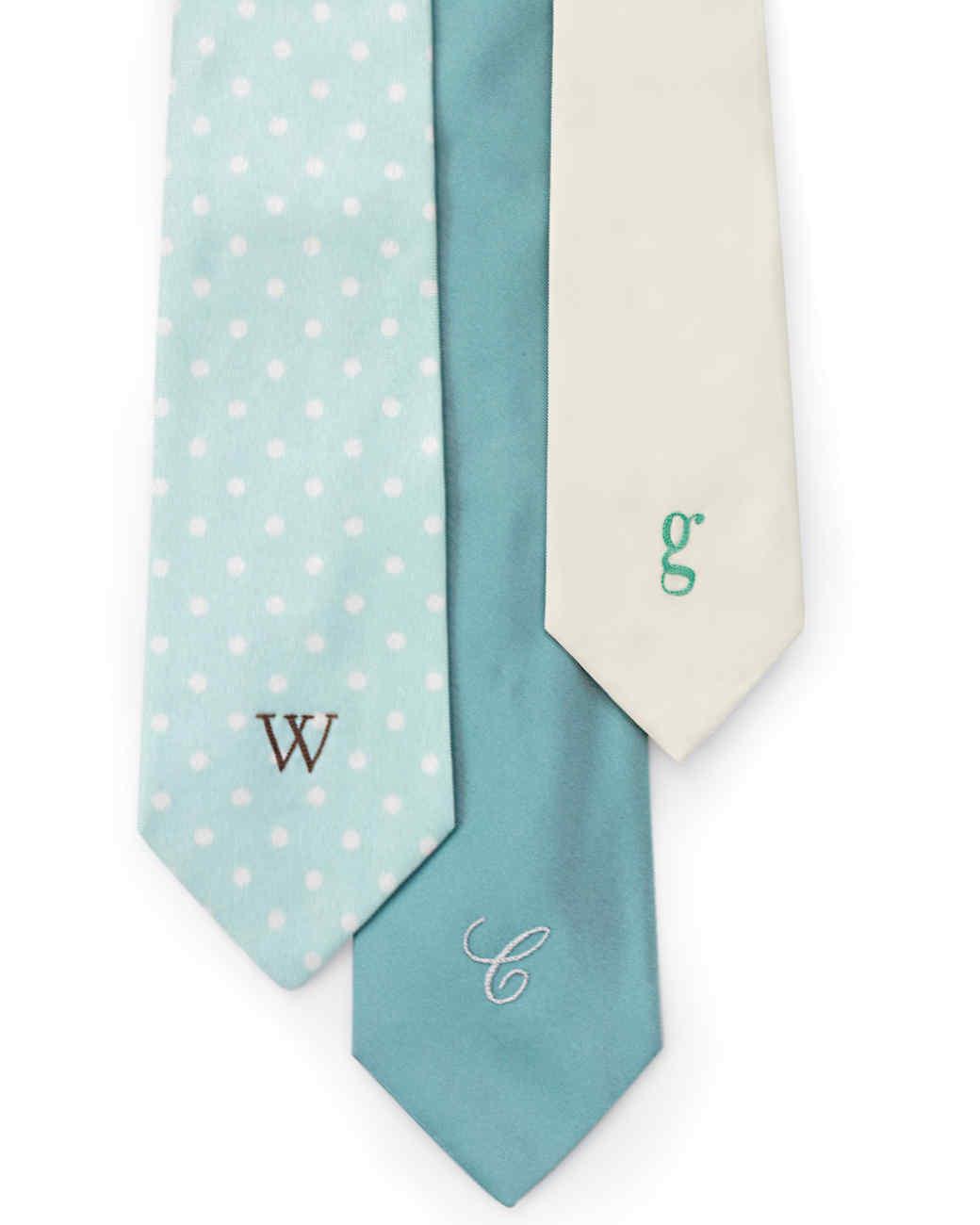 Personalized Necktie