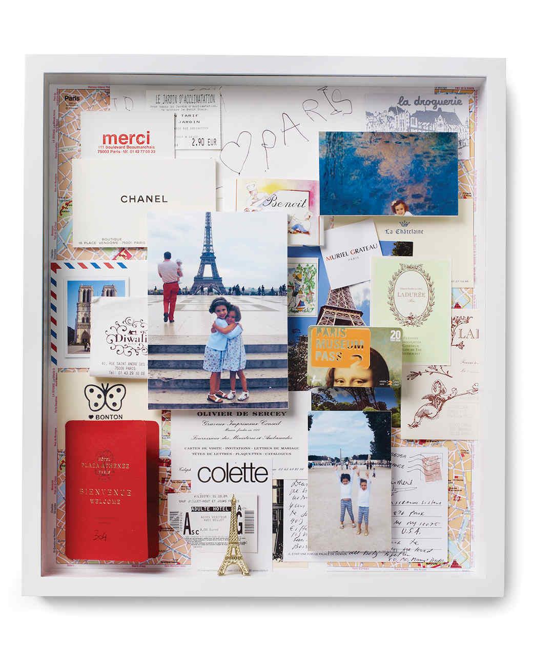 Darcy\'s Frames and Scrapboxes | Martha Stewart