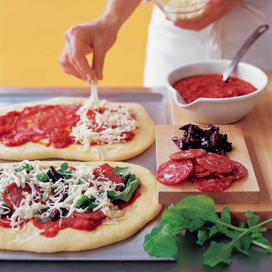Basic Pizza