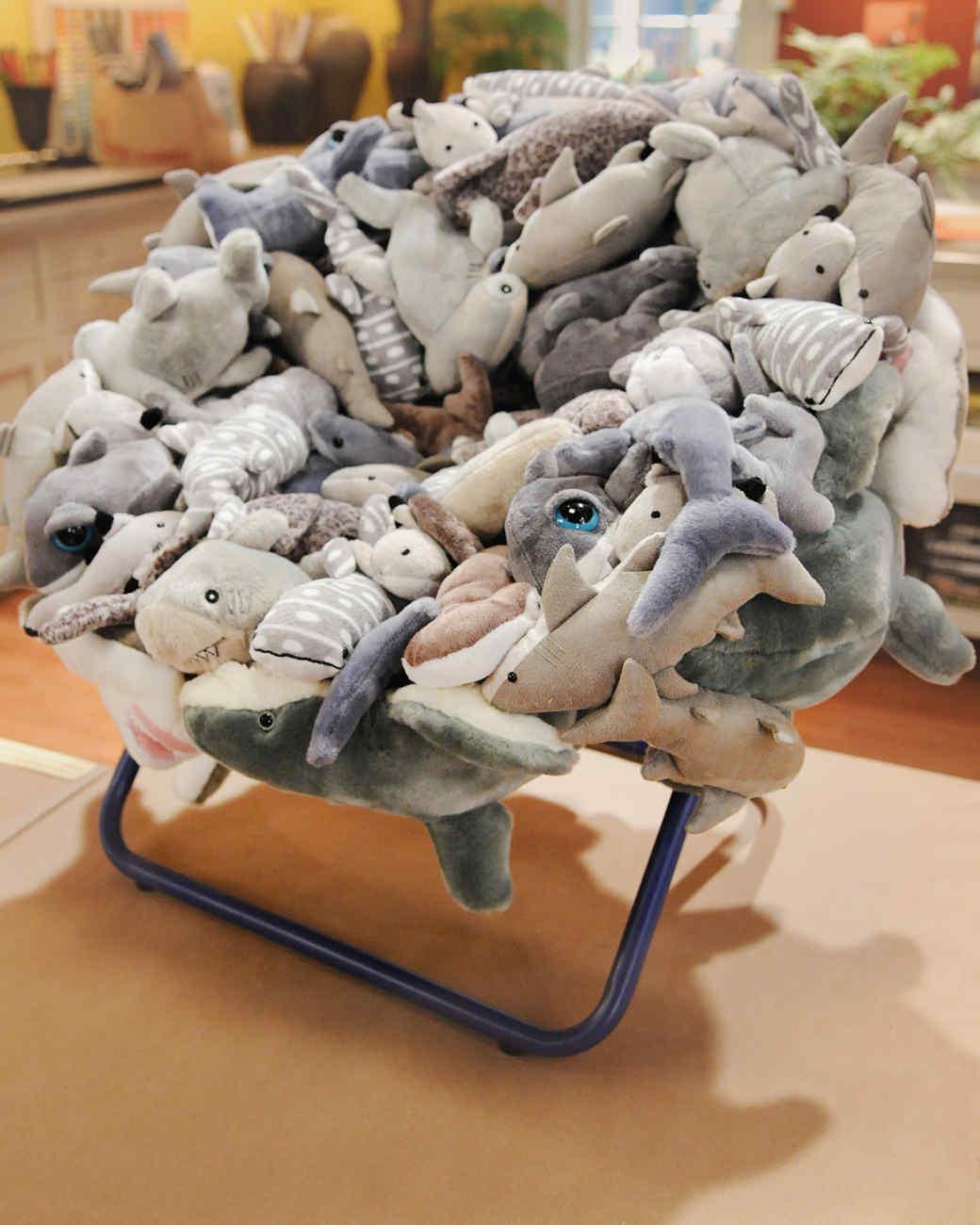 Stuffed-Animal Chair