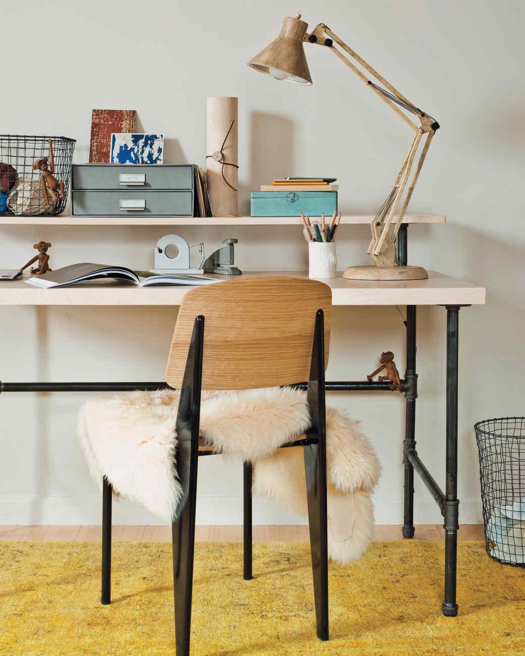 IndustrialChic Furniture Martha Stewart