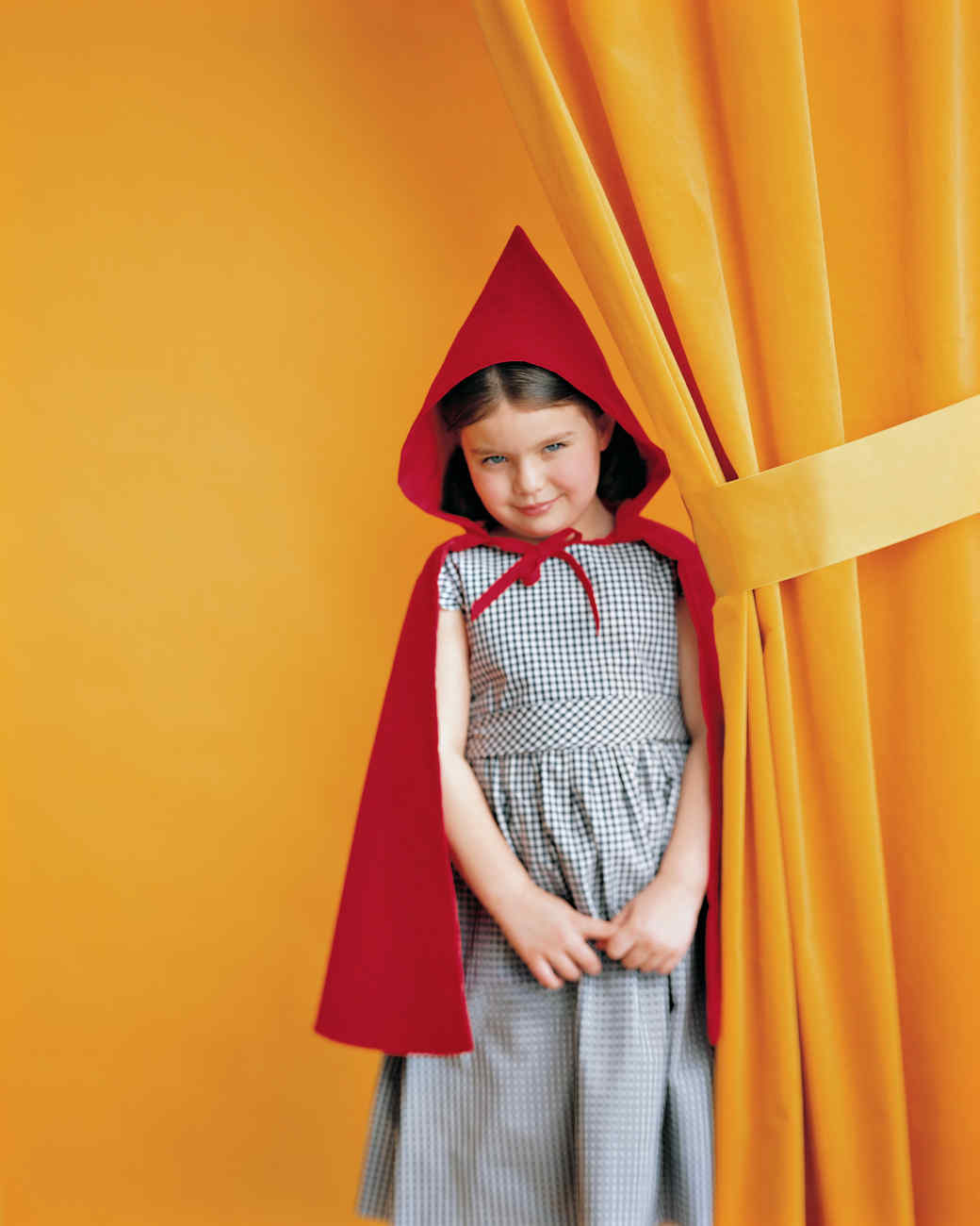 Little Red Riding Hood Costume Martha Stewart