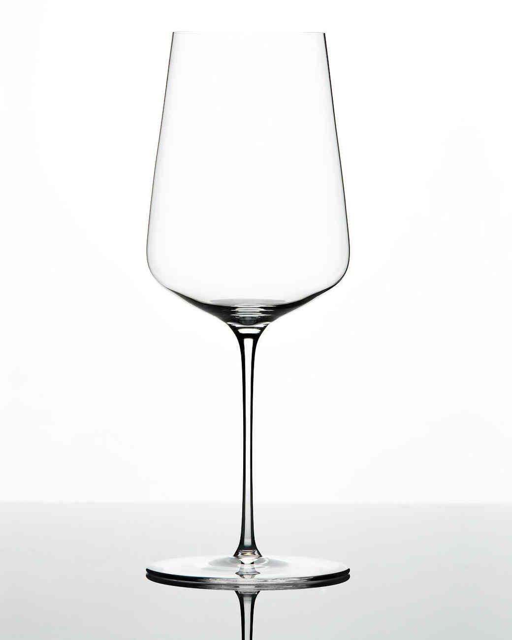 Zalto wine glass