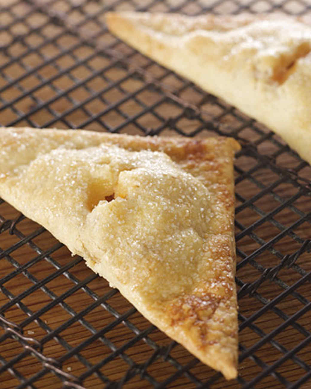 Fruit-Filled Hand Pies