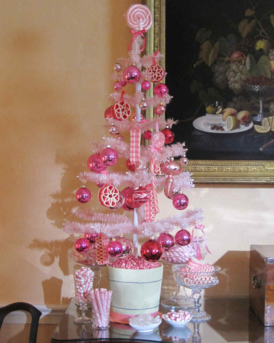 Candy Tree Amp Video Martha Stewart