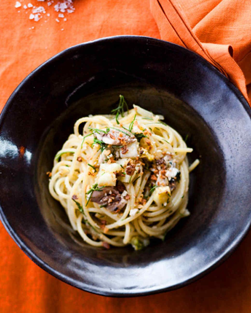 Spaghetti con le Sarde