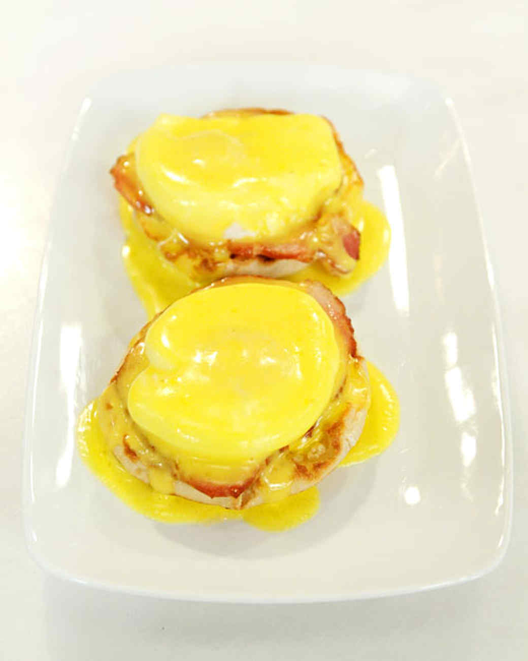 Michel Roux's Hollandaise Sauce