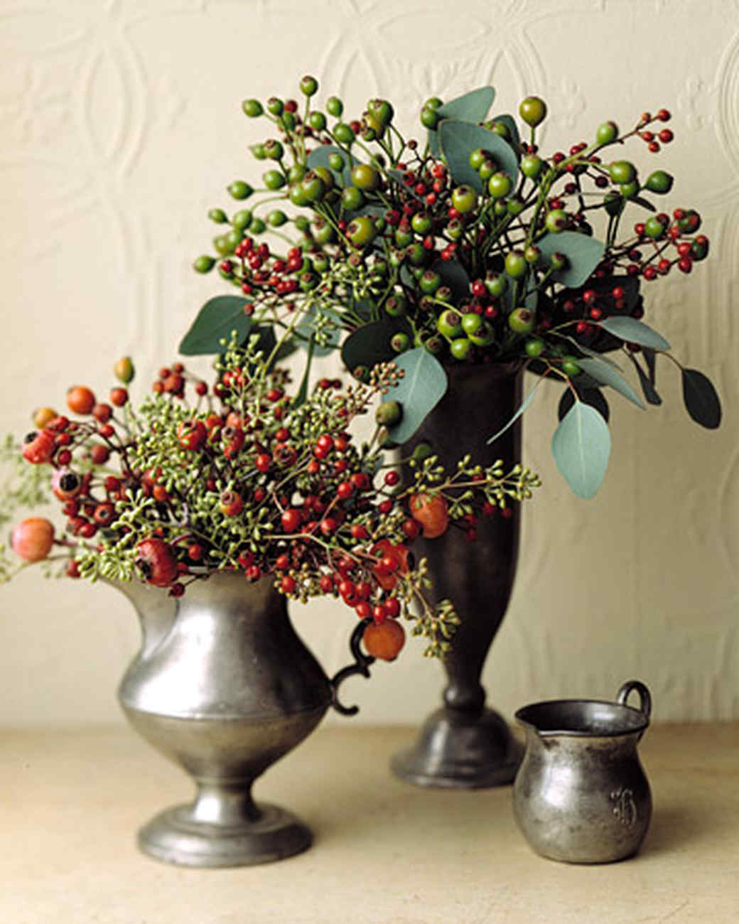 Rose Hip Arrangement
