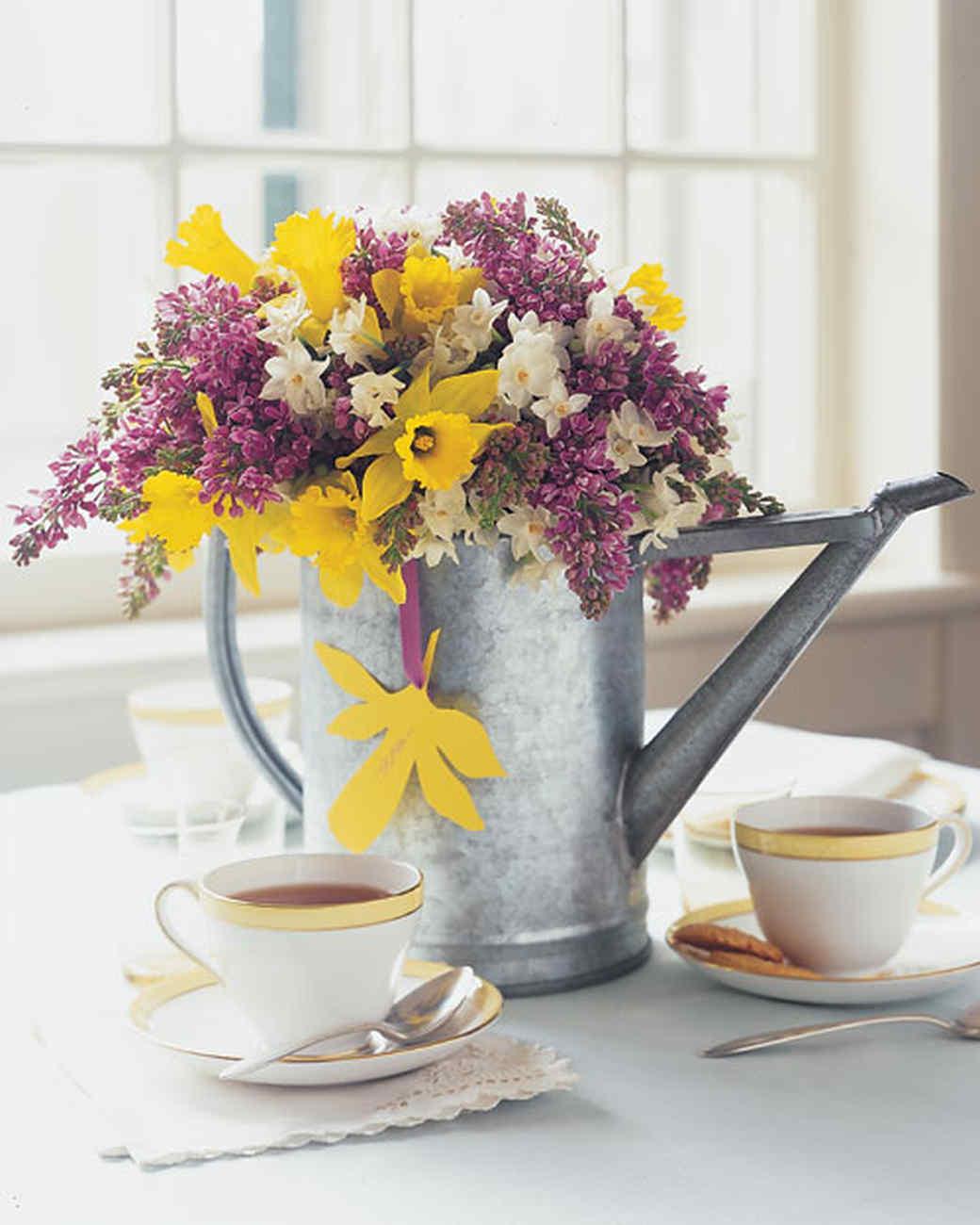Spring Wedding Centerpiece Ideas: Spring Centerpieces