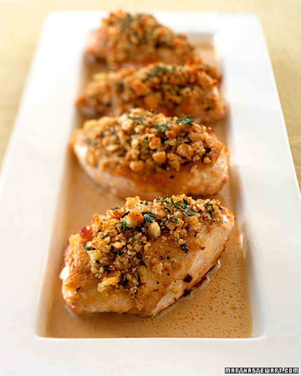 Beyond-the-Ordinary Baked Chicken Breast Recipes | Martha ...