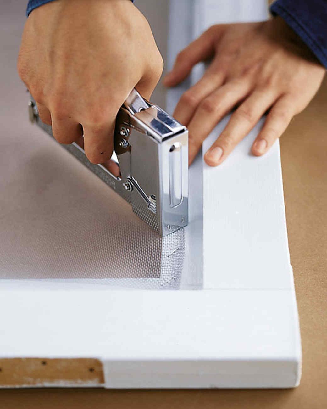 How to Repair Window Screens | Martha Stewart