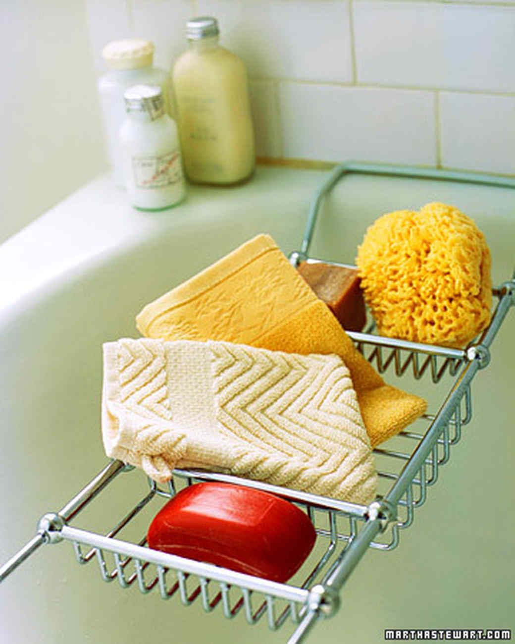 Washcloth Mitt