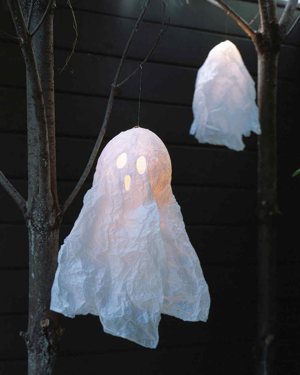 Floating Ghosts Martha Stewart