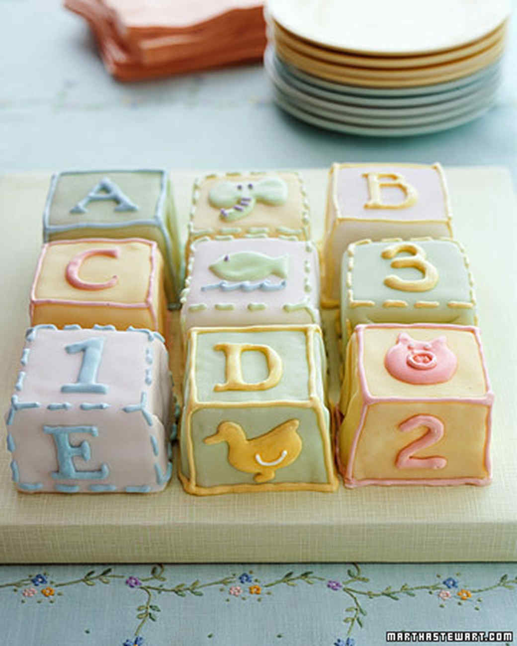 The Best Baby Shower Ideas Martha Stewart